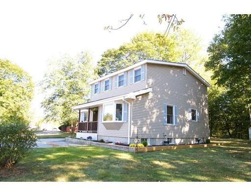 Частный односемейный дом для того Продажа на 143 W Main Street 143 W Main Street Dudley, Массачусетс 01571 Соединенные Штаты