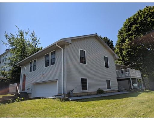 Maison unifamiliale pour l Vente à 22 Gambier Avenue 22 Gambier Avenue Worcester, Massachusetts 01604 États-Unis