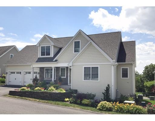 Appartement en copropriété pour l Vente à 20 Bridge Road 20 Bridge Road Northampton, Massachusetts 01062 États-Unis