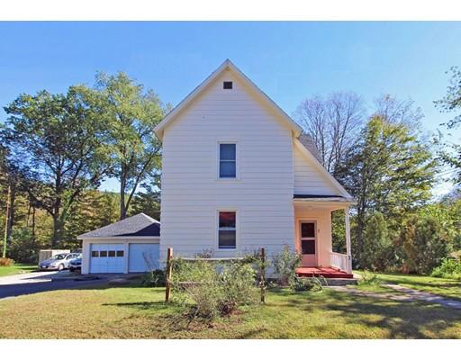 Частный односемейный дом для того Продажа на 7 Pine Street 7 Pine Street Huntington, Массачусетс 01050 Соединенные Штаты