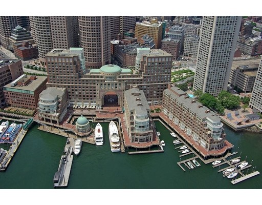 Additional photo for property listing at 20 Rowes Wharf  波士顿, 马萨诸塞州 02110 美国