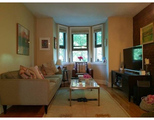 Single Family Home for Rent at 28 Braddock Boston, Massachusetts 02116 United States