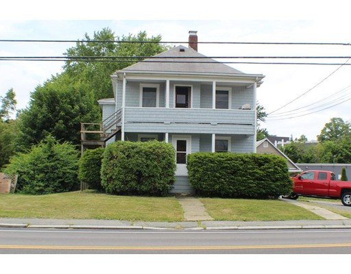 公寓 为 出租 在 39 Burrill Ave #2 39 Burrill Ave #2 Bridgewater, 马萨诸塞州 02324 美国