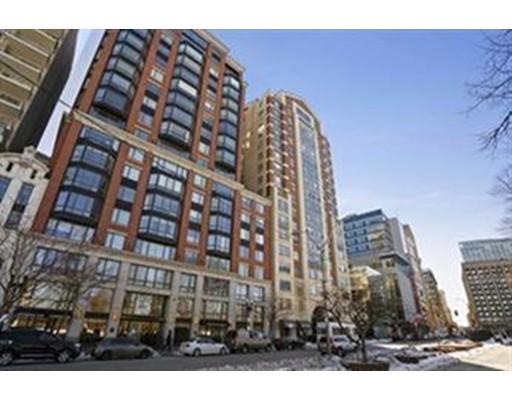 共管式独立产权公寓 为 出租 在 165 Tremont Street #404 165 Tremont Street #404 波士顿, 马萨诸塞州 02111 美国
