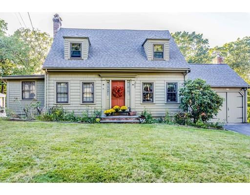 Частный односемейный дом для того Продажа на 31 Parkside Circle 31 Parkside Circle Braintree, Массачусетс 02184 Соединенные Штаты