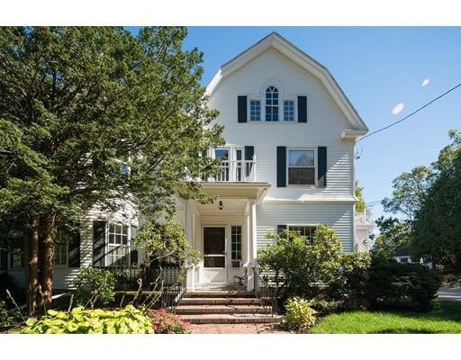 Single Family Home for Sale at 22 Bartlett Street 22 Bartlett Street Chelmsford, Massachusetts 01824 United States