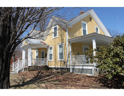Single Family Home for Sale at 515 Main Street Ashfield, 01330 United States