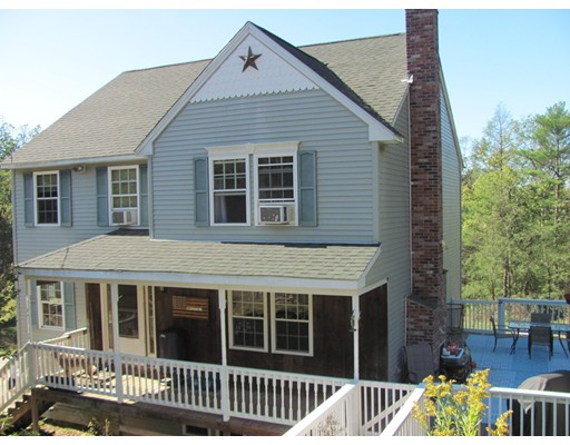 Single Family Home for Sale at 59 MOLASSES HILL Road 59 MOLASSES HILL Road Brookfield, Massachusetts 01506 United States