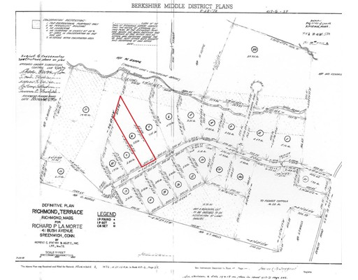 Land for Sale at 28 East Slope Road 28 East Slope Road Richmond, Massachusetts 01254 United States