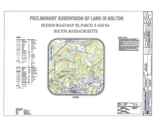 Land for Sale at 258 Hudson Road 258 Hudson Road Bolton, Massachusetts 01740 United States