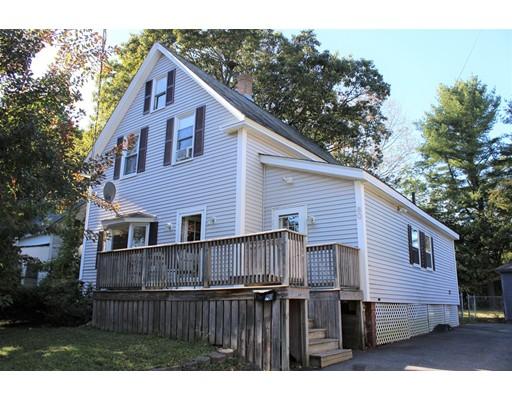 Частный односемейный дом для того Продажа на 80 Lennon Street 80 Lennon Street Gardner, Массачусетс 01440 Соединенные Штаты