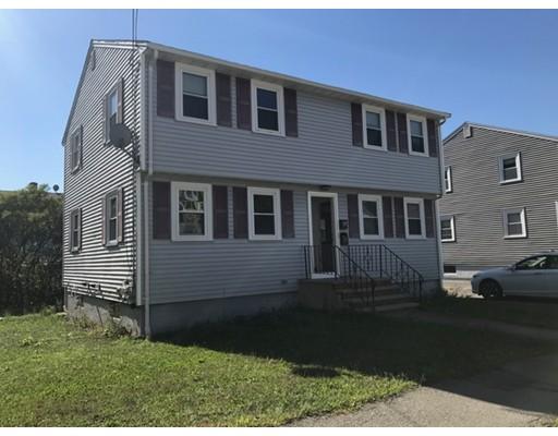 Casa unifamiliar adosada (Townhouse) por un Alquiler en 15 Jewett St #2 15 Jewett St #2 Quincy, Massachusetts 02169 Estados Unidos