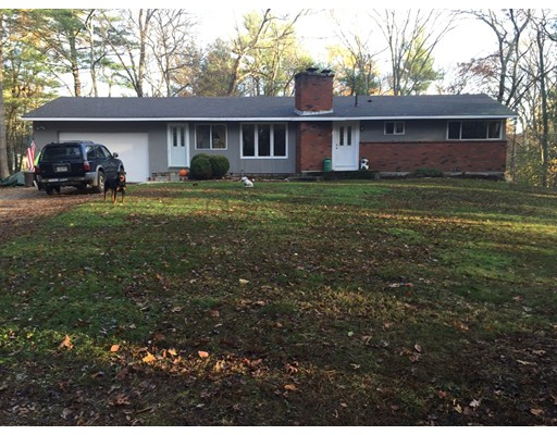 Single Family Home for Sale at 58 East Street 58 East Street Upton, Massachusetts 01568 United States