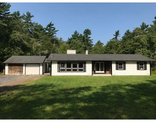Maison unifamiliale pour l Vente à 356 New Boston Road 356 New Boston Road Fairhaven, Massachusetts 02719 États-Unis