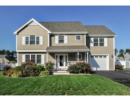 Casa Unifamiliar por un Venta en 27 Saw Mill Lane Rockland, Massachusetts 02370 Estados Unidos