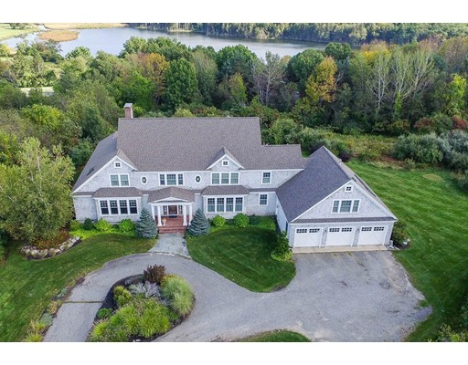 Picture 1 of 10 Hovey S Pond  Boxford Ma  4 Bedroom Single Family