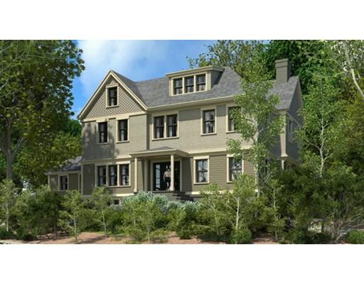 Частный односемейный дом для того Продажа на 175 Coolidge Hill 175 Coolidge Hill Cambridge, Массачусетс 02138 Соединенные Штаты