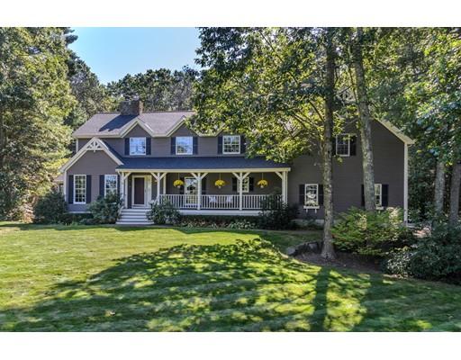 واحد منزل الأسرة للـ Sale في 7 Kathryn Road 7 Kathryn Road Foxboro, Massachusetts 02035 United States