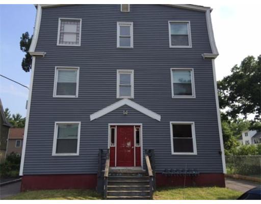 Casa Multifamiliar por un Venta en 41 Hampden Street 41 Hampden Street Springfield, Massachusetts 01151 Estados Unidos