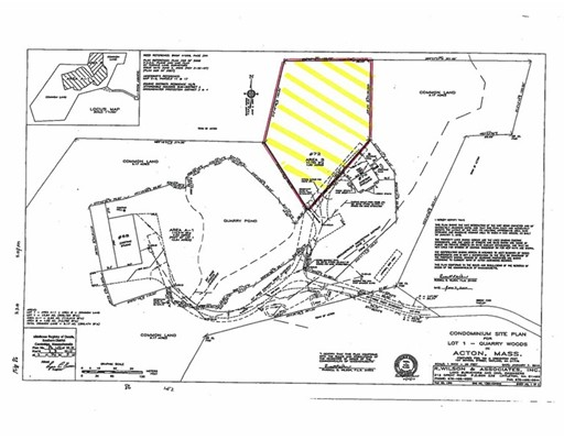 Land for Sale at 72 Quarry Road 72 Quarry Road Acton, Massachusetts 01720 United States