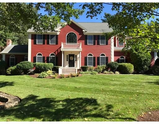 Частный односемейный дом для того Продажа на 56 Push Cart Lane 56 Push Cart Lane Hanover, Массачусетс 02339 Соединенные Штаты