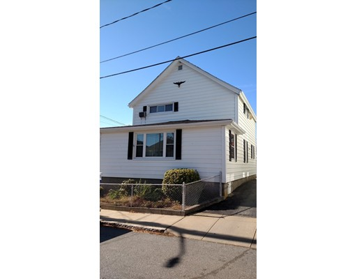 Single Family Home for Sale at 51 Raymond Street Fall River, 02723 United States