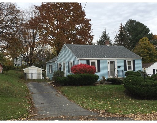 Single Family Home for Sale at 32 Virginia Avenue 32 Virginia Avenue Pittsfield, Massachusetts 01201 United States