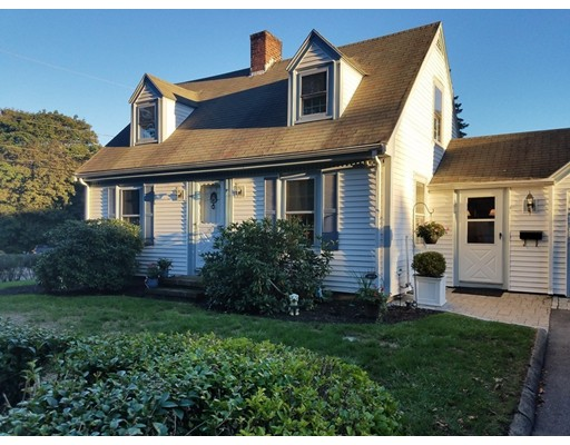 Casa Unifamiliar por un Venta en 147 Streetanton Street 147 Streetanton Street Rockland, Massachusetts 02370 Estados Unidos