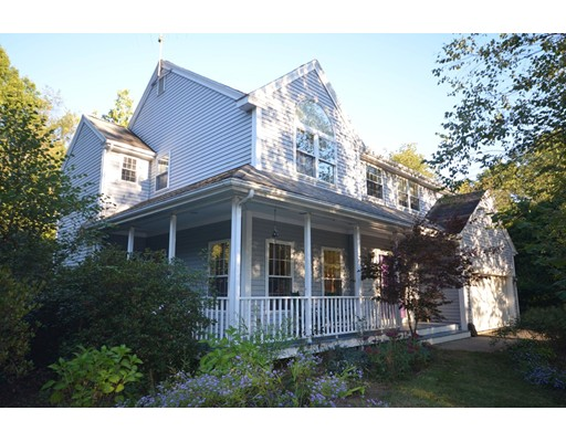 Single Family Home for Sale at 55 Lilac Lane 55 Lilac Lane Amherst, Massachusetts 01002 United States