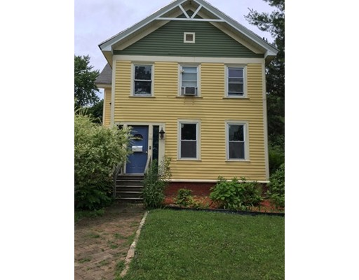 Single Family Home for Sale at 267 Onota Street Pittsfield, Massachusetts 01201 United States