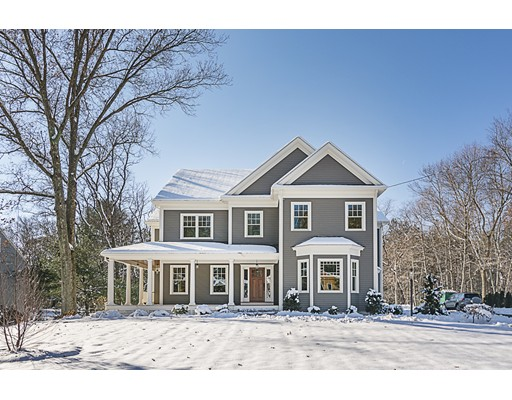 Частный односемейный дом для того Продажа на 19 NORTH STREET 19 NORTH STREET Lexington, Массачусетс 02420 Соединенные Штаты