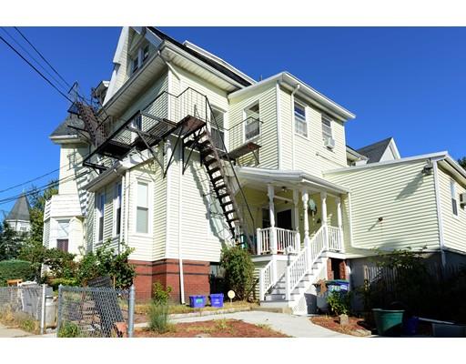 Casa Multifamiliar por un Venta en 241 school Somerville, Massachusetts 02145 Estados Unidos