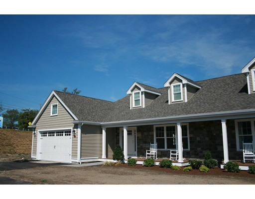 Condominium for Sale at 4 Eagle Way 4 Eagle Way Lakeville, Massachusetts 02347 United States