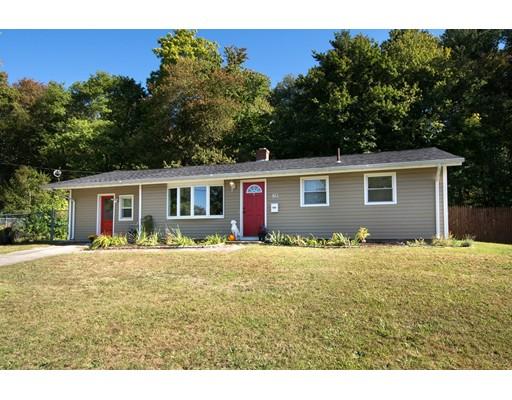 独户住宅 为 销售 在 80 Poole Circle 80 Poole Circle Holbrook, 马萨诸塞州 02343 美国