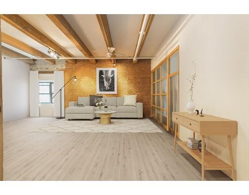 Additional photo for property listing at 15 Sleeper St. #203 15 Sleeper St. #203 Boston, Массачусетс 02110 Соединенные Штаты