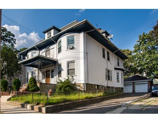 Maison avec plusieurs logements pour l Vente à 50 Parker Street 50 Parker Street Chelsea, Massachusetts 02150 États-Unis