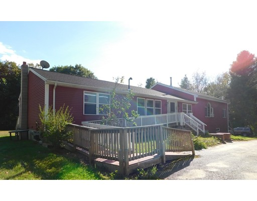 Casa Unifamiliar por un Venta en 125 Narrow Lane 125 Narrow Lane Phillipston, Massachusetts 01331 Estados Unidos