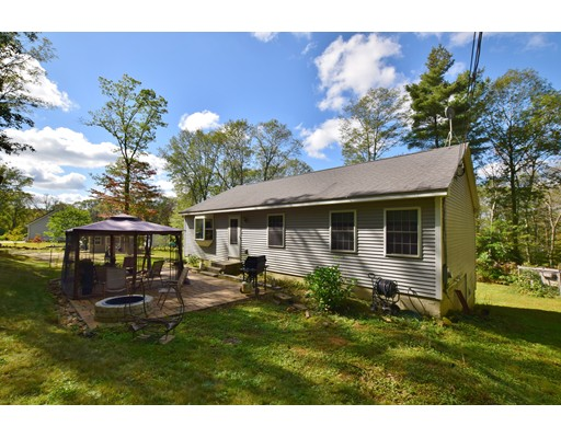 Single Family Home for Sale at 24 Woodland Drive 24 Woodland Drive Wales, Massachusetts 01081 United States