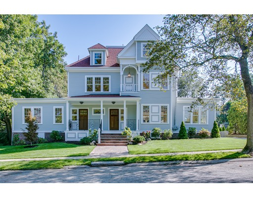 Casa Unifamiliar por un Venta en 30 Lincoln Street 30 Lincoln Street Watertown, Massachusetts 02472 Estados Unidos