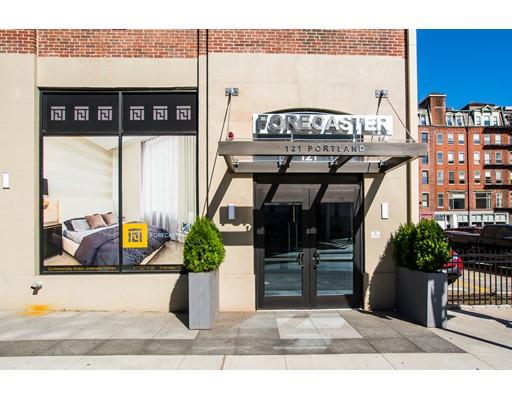 Condominium for Sale at 121 Portland Street #305 121 Portland Street #305 Boston, Massachusetts 02114 United States