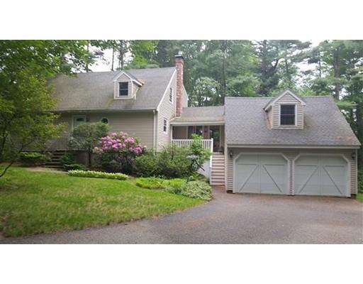 واحد منزل الأسرة للـ Sale في 281 Princeton Street 281 Princeton Street Holden, Massachusetts 01522 United States