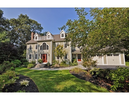 Maison unifamiliale pour l Vente à 120 West Barn 120 West Barn North Attleboro, Massachusetts 02760 États-Unis