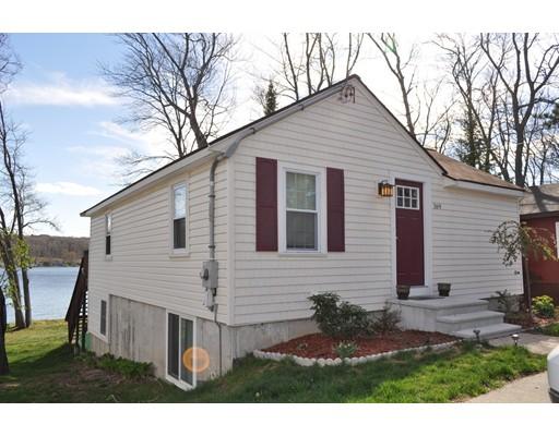 Single Family Home for Rent at 169 Lakeshore Drive 169 Lakeshore Drive Marlborough, Massachusetts 01752 United States