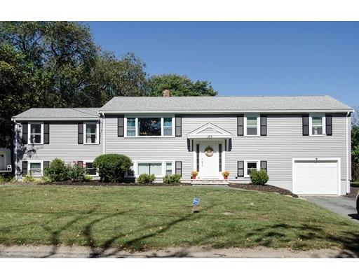 Частный односемейный дом для того Продажа на 183 Winona Street 183 Winona Street Peabody, Массачусетс 01960 Соединенные Штаты