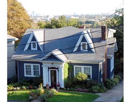 Maison unifamiliale pour l Vente à 38 Brantwood Road 38 Brantwood Road Arlington, Massachusetts 02476 États-Unis
