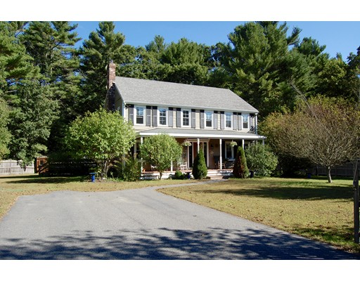 Casa Unifamiliar por un Venta en 20 Alpine Run Road 20 Alpine Run Road Kingston, Massachusetts 02364 Estados Unidos