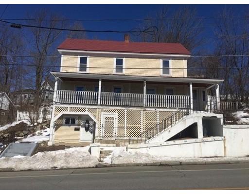 Частный односемейный дом для того Продажа на 127 West Street 127 West Street Gardner, Массачусетс 01440 Соединенные Штаты