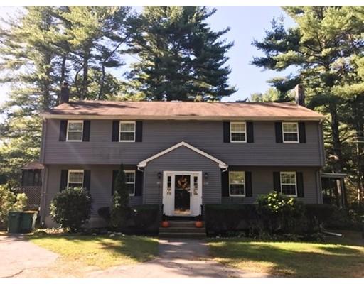共管式独立产权公寓 为 销售 在 1409 East Street #1 1409 East Street #1 Mansfield, 马萨诸塞州 02048 美国