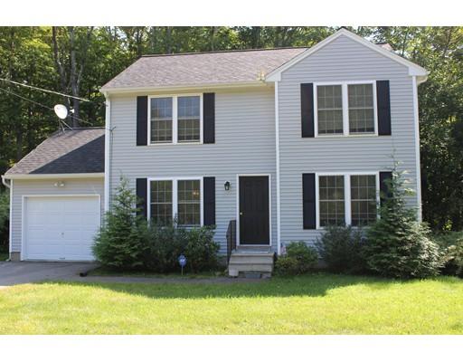 独户住宅 为 销售 在 587 Pleasant Street 587 Pleasant Street Leicester, 马萨诸塞州 01524 美国