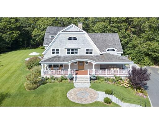 واحد منزل الأسرة للـ Sale في 10 Heron Way 10 Heron Way Duxbury, Massachusetts 02332 United States